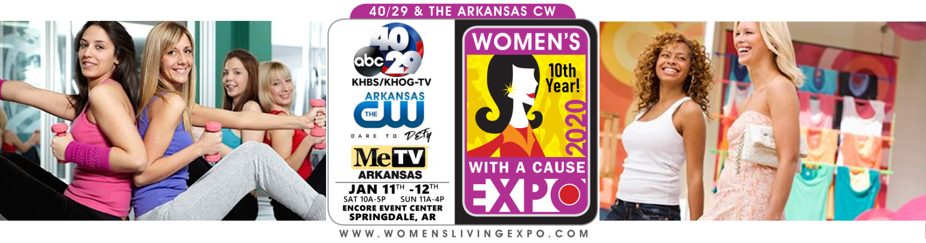 40/29 Women's Living Expo