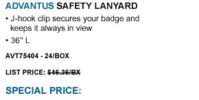 Safety Lanyard