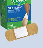 Adhesive Fabric Bandages