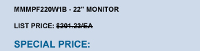 Privacy Filter - 22 monitor