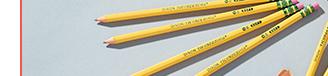 Ticonderoga Presharpened No. 2 Pencils