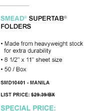 SuperTab® Folders